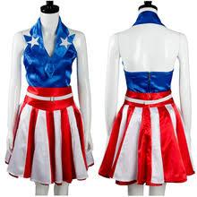 Cheerleader Halloween Costumes Adults Popular Cheerleader Halloween Costume Buy Cheap
