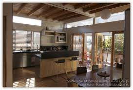 green materials for remodeling your kitchen sustainable suburbia