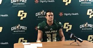 Football Conference Table Cal Poly Football Postgame Press Conference Cal Poly