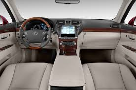 lexus luxury van 2010 lexus ls460l lexus luxury sedan review automobile magazine