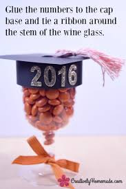 wine glass party favor graduation hat party favors creatively
