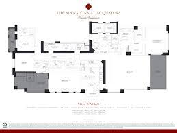 Mini Mansion Floor Plans Floor Design Floor S For Mini Mansions