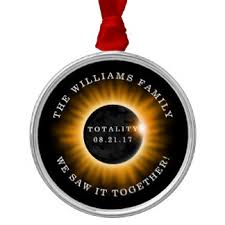 solar eclipse ornaments keepsake ornaments zazzle