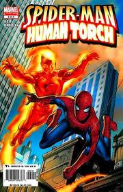 spider man human torch vol 1 5 marvel database fandom powered
