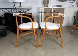 vintage danish modern furniture for sale vintage danish modern sculptural armchairs set of 2 for sale at