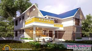 floor plan of 2785 sq ft house kerala home design bloglovin u0027