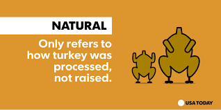 thanksgiving announcement all natural how thanksgiving shoppers can decipher turkey labels