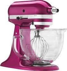 light pink kitchenaid stand mixer kitchenaid tilt head stand mixer purple ksm155gbri best buy