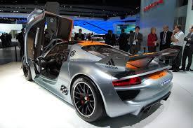 porsche 918 rsr concept naias 2011 porsche 918 rsr the truth about cars