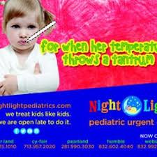 night light urgent care night light pediatrics urgent care pearland 16 photos 32