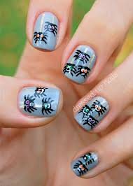 picture 6 of 6 hand painted nail art photo gallery 2016