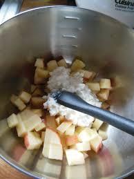 luisina cuisine cottage apple salad our sunday cafe