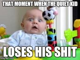 Scared Memes - scared baby 2 meme generator imgflip