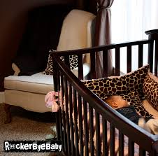 giraffe baby crib bedding custom animal print crib bedding all about crib