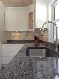 White Kitchen Cabinets Ideas For Countertops And Backsplash by Best 20 Blue Pearl Granite Ideas On Pinterest Kitchen Granite