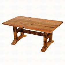 Barnwood Dining Room Tables by Fireside Lodge Furniture Barnwood Timbers Rectangle Dining Table