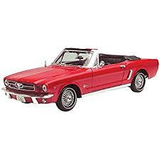 mustang convertible amazon com motormax 1 18 die cast 1964 1 2 ford mustang