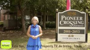 pioneer crossing apartments irving texas youtube