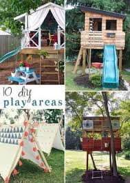 Backyard Forts For Kids Raised Clubhouse I Thought I Wanted A Swing Set But Go