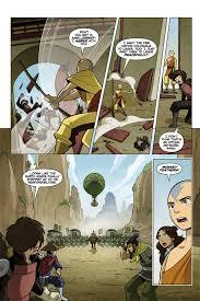 comics free avatar airbender chapter 003