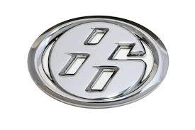 custom subaru emblem 86 front rear badges loden emblems