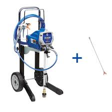 wagner power stainer plus 6 6 gph paint sprayer with ez tilt