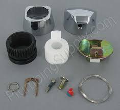 moen kitchen faucet handle adapter repair kit repair parts and finish trim kits for moen faucets