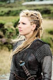 how to do hair like lagatha lothbrok lagertha the shielmaiden played by katheryn winnick on history