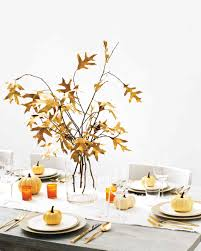 20 luxurious table setting ideas for perfect thanksgiving dinner