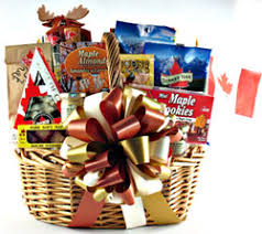 canadian gift baskets canada day gift basket canada baskets