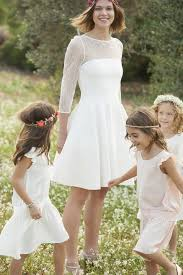 robe mariage chetre robe de mariée courte mariage wedding dress and ring bearer