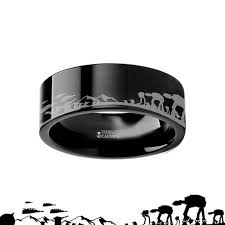 wars wedding bands best 25 wars ring ideas on harry potter