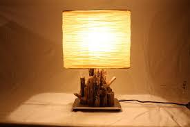 Wohnzimmer Lampe Bubble Treibholz Natur Kunst Diy Einzigartige Treibholz Lampen Zum