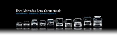 mercedes ads 2016 used mercedes vans and trucks home