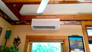 mitsubishi mini split ceiling mitsubishi ductless mini split installation in chicago furnace