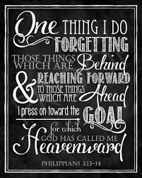 scripture art philippians 3 13 14 chalkboard art version 2