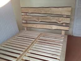 Free Platform Bed Frame Designs by Bed Frames Free Wood Bed Plans Farmhouse Style Bed Frame Free