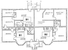 two house plans with basement 1 bedroom basement apartment floor plans
