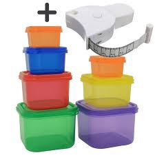 25 best portion control containers images on pinterest portion