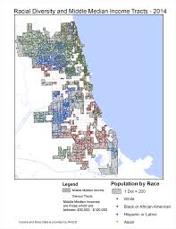 chicago housing projects map gathering the facts about how housing segregation hurts chicago