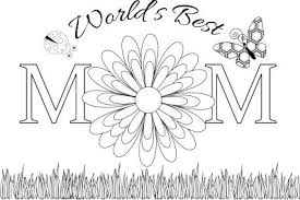 coloring pages mothers day flowers mothers day flowers coloring pages free printable mothers day