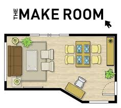 Cool Things To Have In Bedroom The Make Room Planner U0027 Webapp Simplifies Room Layout Design