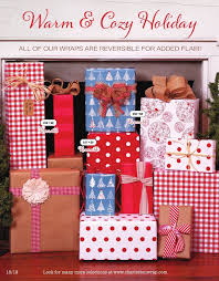 christmas wrapping paper fundraiser 25 best wrapping paper images on brochures