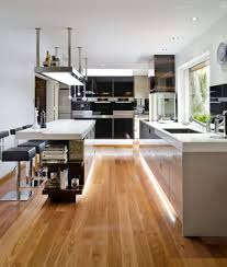 interesting small u shaped kitchen with island designs on interior