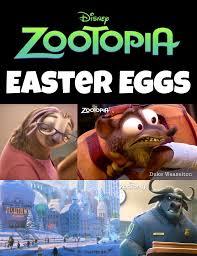 theme song zootopia 6 hidden zootopia easter eggs