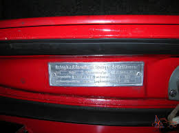 porsche 911 engine number porsche 911 t 2 0l refreshed matching number