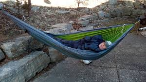 keeping warm in a hammock martin u0027s site
