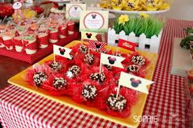 canape mickey mickey mouse minnie mouse ideas baby shower ideas