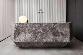 Reception Desks Brisbane by Spotlight April 2016 Design News Melbourne Architecture And