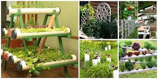 Diy Garden Ideas 8 Diy Pvc Gardening Ideas And Projects